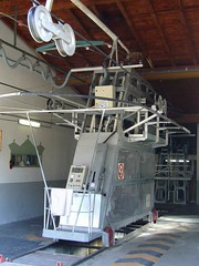 Langkofelscharte.07 (p_etzkorn) Tags: valgardena telecabine leitner cabinovia troyer gondelbahn kabinenbahn forcellasassolungo langkofelscharte groednertal