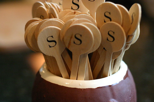 Drink Stirrers, Custom