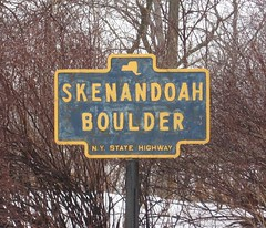 Skenandoah Boulder