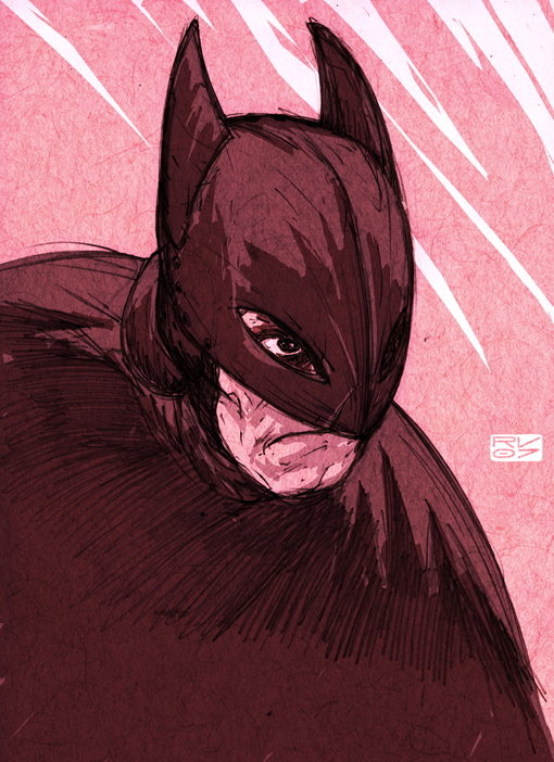 1920's_Batman_Sketch