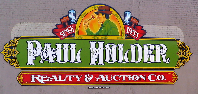 Paul Holder Realty & Auction