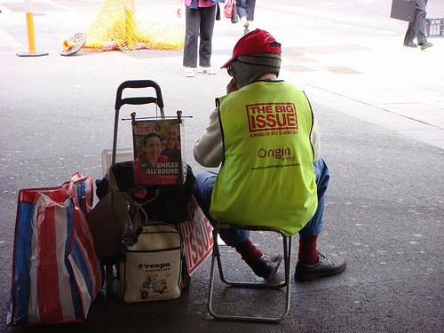 The Big Issue.
