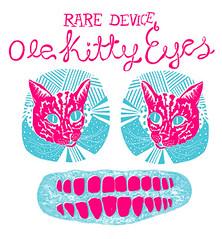 kitty_mouth (Willbryantplz) Tags: illustration design eyes kitten kitty tote handdrawn totebag willbryant raredevice willbryantplz muffinmaker olekittyeyes