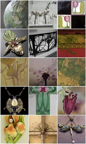 Art Nouveau Inspiration