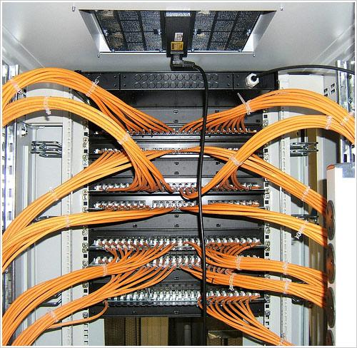 Artful cabling 7
