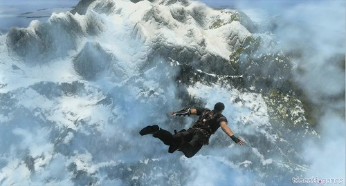 Just Cause 2 video game wallpaper #1