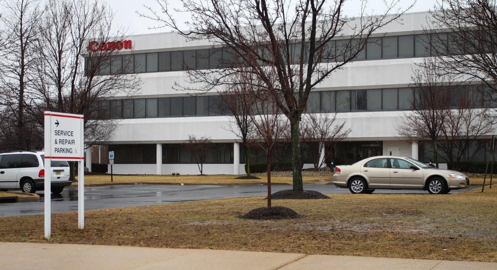 Canon Factory Service Center