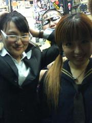 女教師と女子高生@マリグナイト2