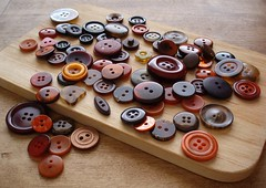 buttons autumn