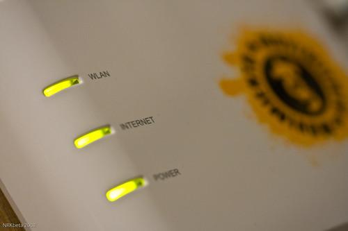 FON Wireless Router .