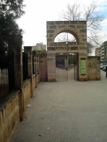 parque Krekovic de Palma
