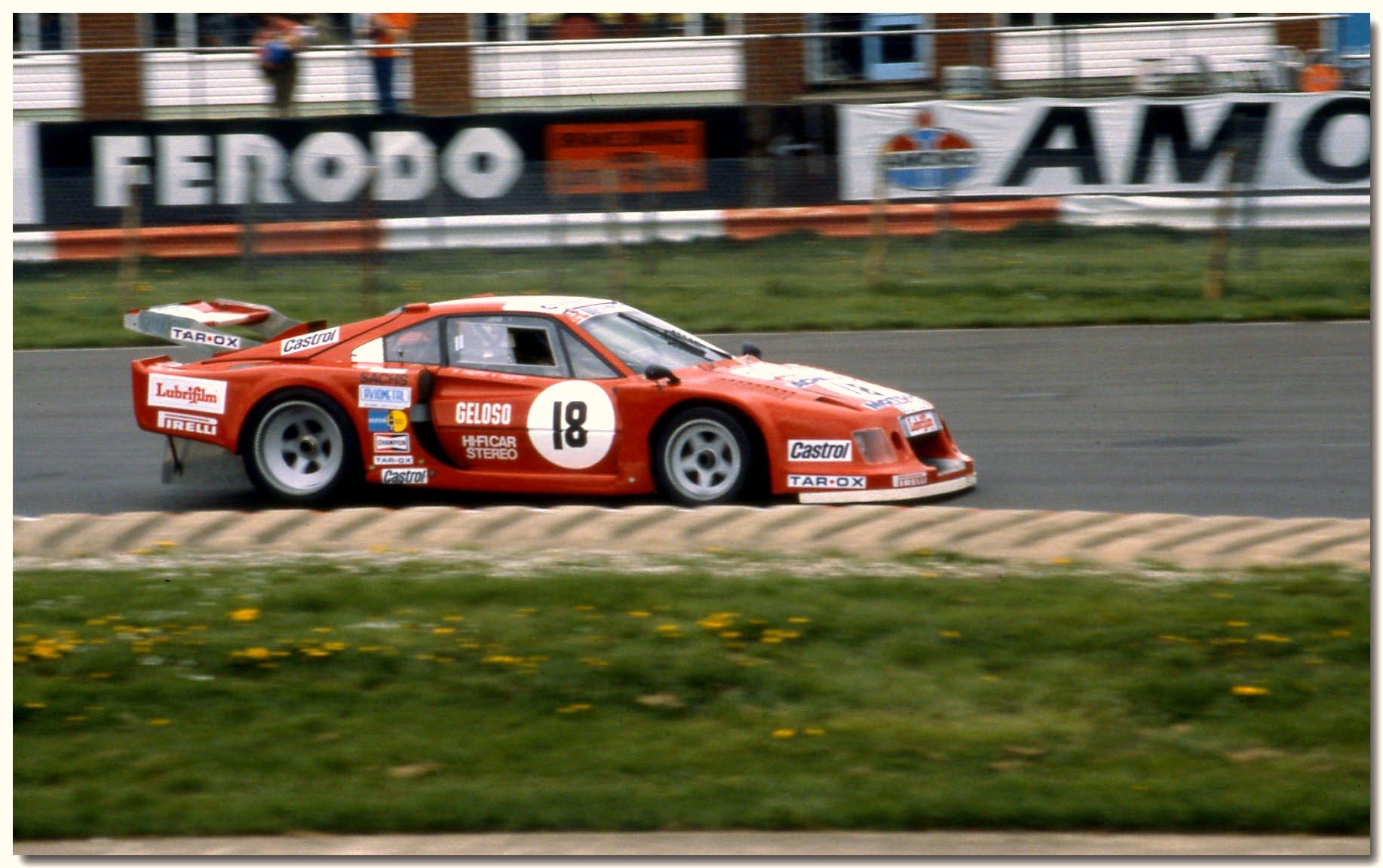 Facetti Ferrari 308 GTB