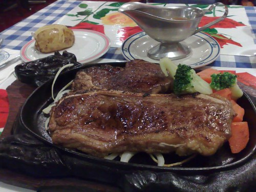 NZ T-Bone Steak