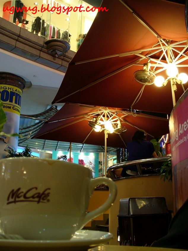 Coffee at McCafe