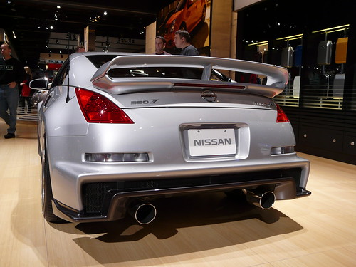 Nismo tuned Nissan 350Z