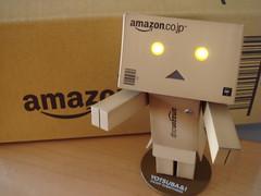 ダンボー Amazon箱Ver.