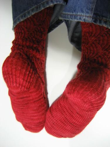 red fish - heels