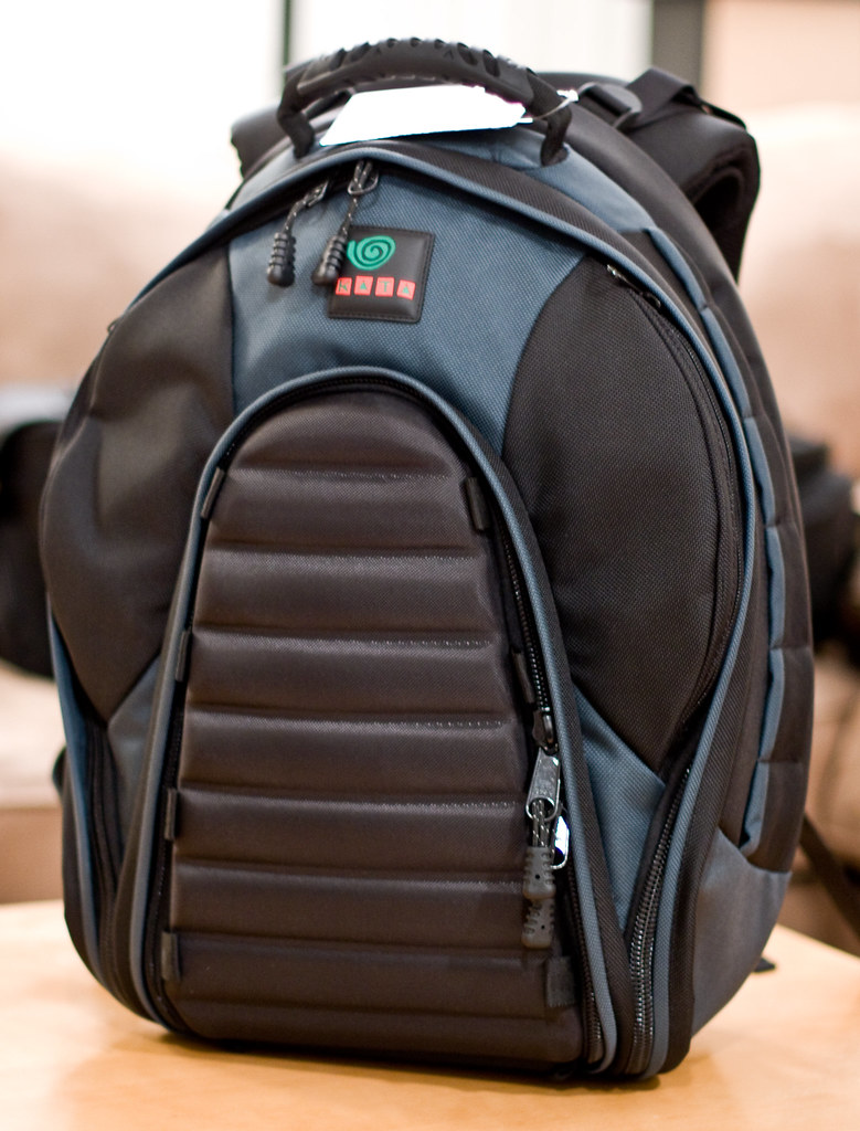 Kata R-103 Camera/Laptop Backpack - 1