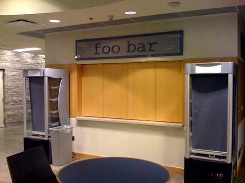 Geekiest university cafe ever