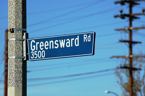 Greensward or Greenward, 2 of 2