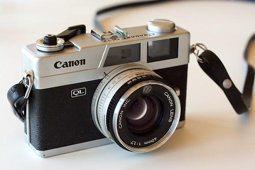 My Canonet QL-17