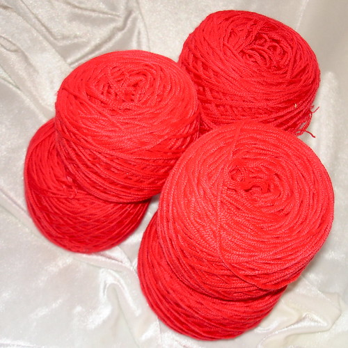 red microspun