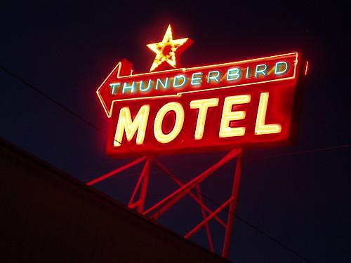 Thunderbird Motel 04