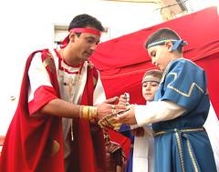 Mi lavo le mani (brucomela) Tags: basilicata barile lucania venerdsanto sacrarappresentazione processione2008