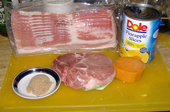 porkette ingredientes