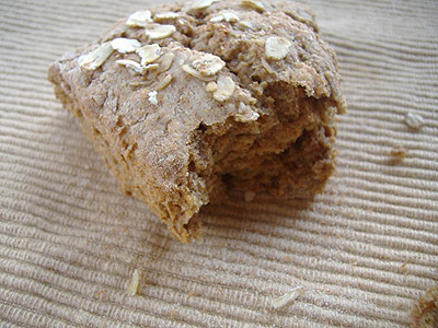 Genesis of a Cook: Whole Grain Maple Oatmeal Scones