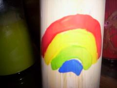 rainbow bunny 1
