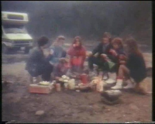 Pod People a k a  Extra Terrestrial Visitors  1983 / VHSRip preview 2