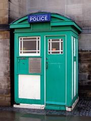 Sheffield, South Yorkshire (Oxfordshire Churches) Tags: sheffield southyorkshire police olympus england uk unitedkingdom ©johnward policeboxes tardis drwho explore explored inexplore