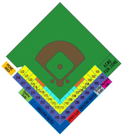 Gomez And Justin Target Field Seating Chart With Seat Numbers