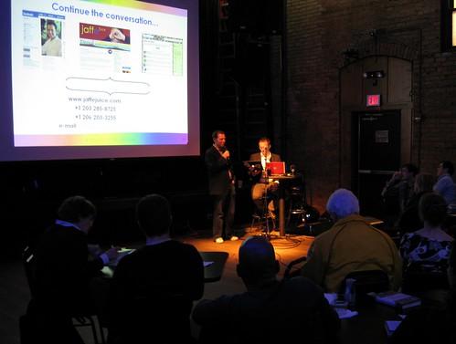 Joseph Jaffe Presentation
