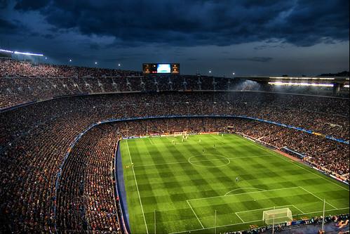 Barcelona gana 2 0  Manchester United en Roma