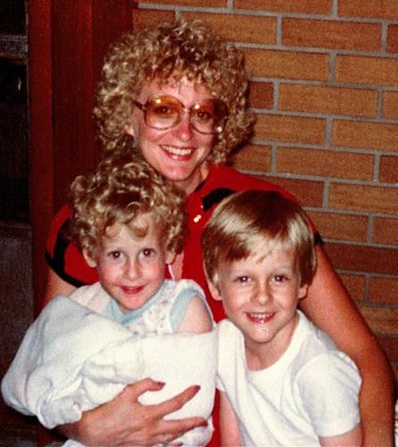 Mom, Jarred, Jeremy