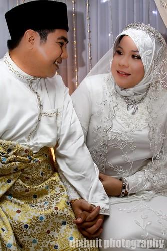 rozaimi & norbaizurah nikah