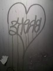 Broke (delete08) Tags: street urban streetart london graffiti delete