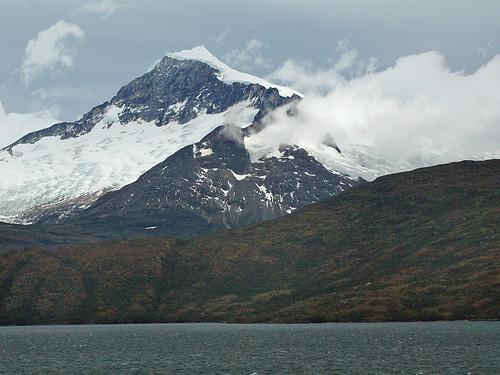 Montaña Darwin Tierra del Fuego