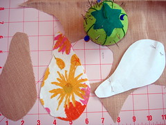 Linen Pair Sachet Tutorial