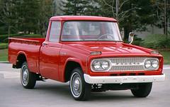 Toyota Stout pickup truck