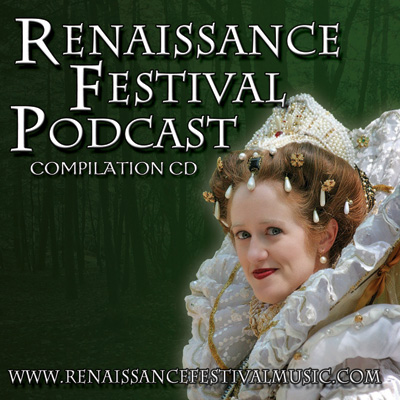 Renaissance Festival Podcast Compilation CD Cover