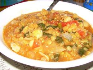 McDougall Festive Dal Soup