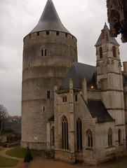 Château de Châteaudun : Donjon & chapelle (Guillaume Cingal) Tags: castles châteaux châteaudun eureetloir dunois paysdunois châteaudechâteaudun