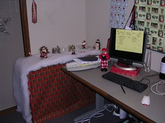 Christmas Office 6