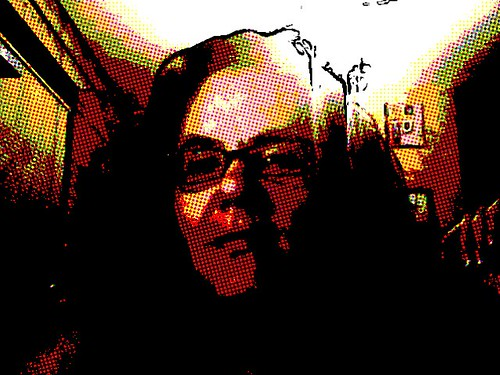 Self Portrait Wednesday 12-12-07 from Flickr