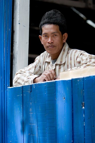 Cambodia Portraits
