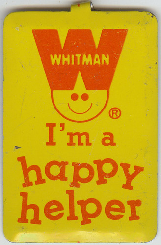 Whitman Button