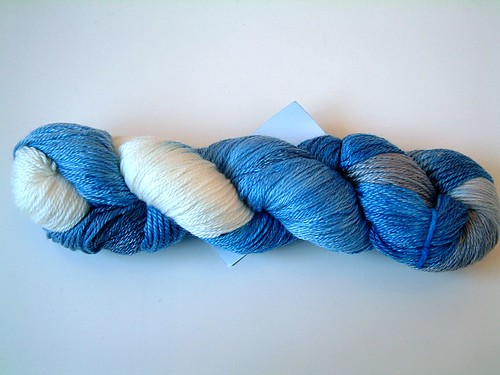 Yarn Pirate Tencel- Icicle